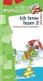 miniLÜK: Ich lerne lesen 2: Fröhliche Übungen für Leseanfänger für Kinder von 5 bis 7 Jahren