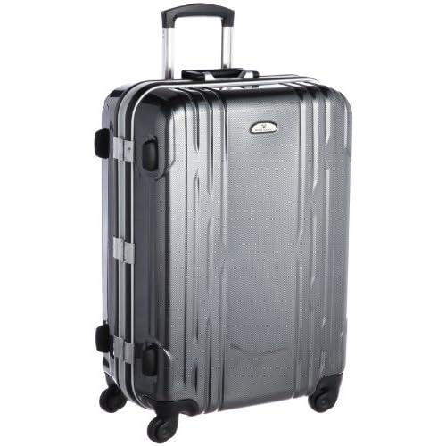[ワールドトラベラー] World Traveler カイラリティ スーツケース 63cm・65リットル・5.3kg(ACE製) 05436 01 (ブラックカーボン)