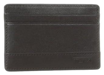 Tumi Men's Rivington Slim Card Case Id, Black, One Size