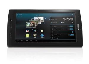 Arnova Gbook eReader 17,8 cm (7 Zoll) Tablet-PC (ARM Cortex A8, 1GHz, 512MB RAM, 4GB interner Speicher, Android 4.0) schwarz