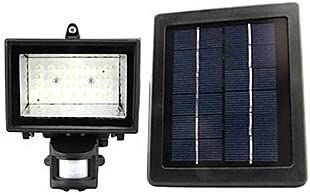 ASbeforereg168W 28-light Contemporary Rechargeable Aluminum LED Solar Garden LightTYN