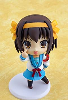 The Melancholy of Haruhi Suzumiya Figure Cute