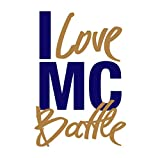 I LOVE MC BATTLE [CD+DVD]
