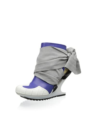 adidas Y-3 by Yohji Yamamoto Women's Nomad Wedge Ankle Boot