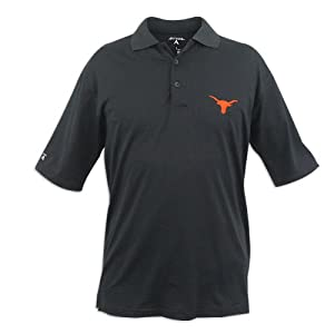 Texas Longhorns Antigua Mens Phoenix Polo by Antigua