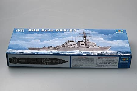Trumpeter 1:350 - USS Cole DDG-67