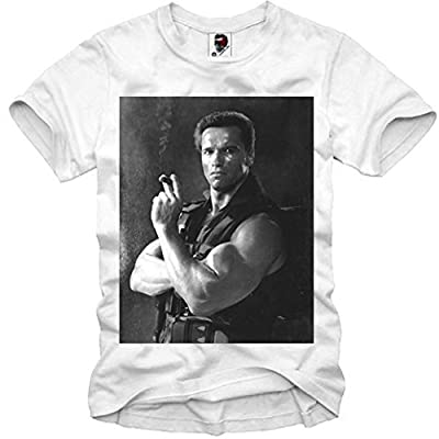 E1syndicate T-shirt Arnold Schwarzenegger Pumping Iron Gym Bodybuilding S/m/l/xl