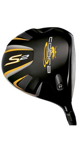 Cobra S2 Driver 9.5 Degrees, Stiff Flex, Right-Handed