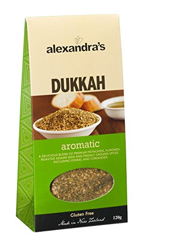 Alexandra's Aromatic Dukkah