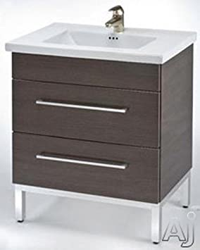 DAYTONA 24 TWO DRAWERS VANITY FOR CERAMIC SINK TOP