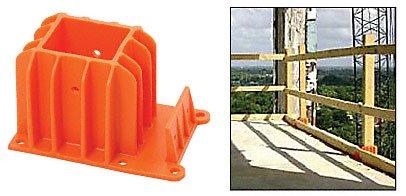C.R. Laurence Sgr1 Crl Safety Guard Rail Base System front-539995