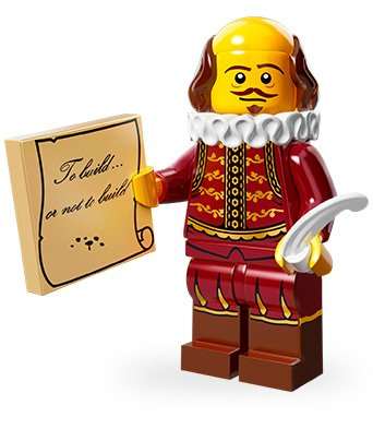 �9��yno9il�l#�+NY��&_有关以下物品的详细资料: lego movie 71004 - william shakespeare