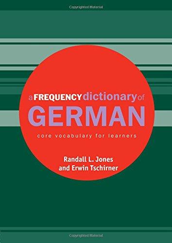 Немецкий частотный словарь
