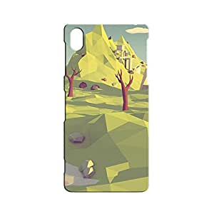 BLUEDIO Designer 3D Printed Back case cover for Sony Xperia Z5 - G4617