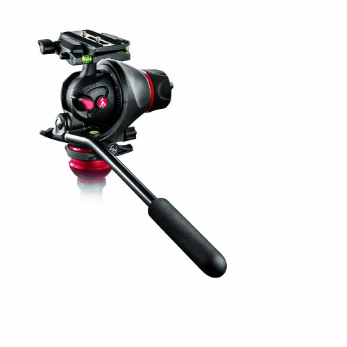 Manfrotto MH055M8-Q5 055 Magnesium Photo-Movie Head with Q5 Quick Release