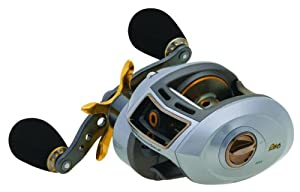 Abu Garcia Revo Premier Low Profile Baitcast Reel, 12-Pound/145-Yard, Right-Hand