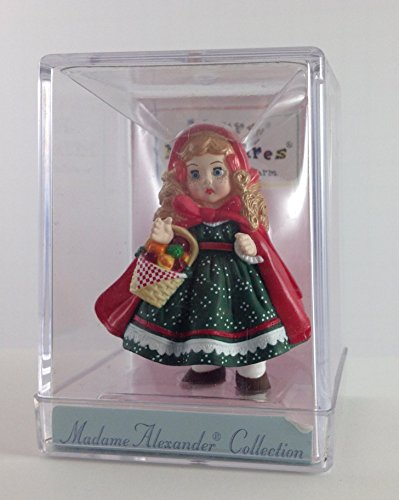 Merry Miniatures Madame Alexander Collection Little Red Riding Hood Hallmark 2000 (Madame Red compare prices)