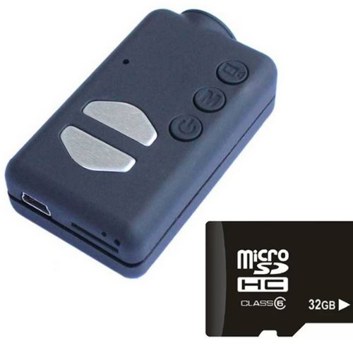 Mobius Full Hd Sports Camera&32Gb Microsd Tf Memory Card