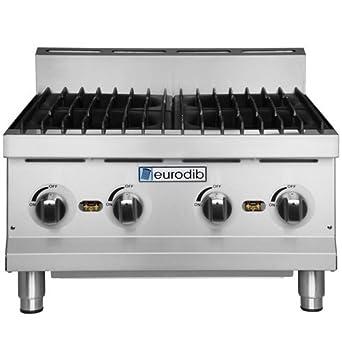 Gas Countertop Stove Reviews : ... HP424 24
