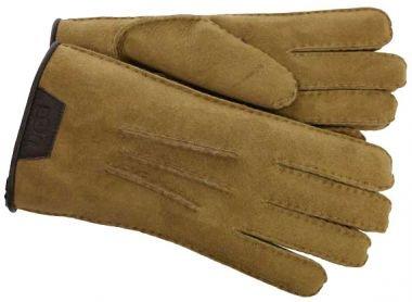 Ugg Guanti Men Glove Chestnut Xl
