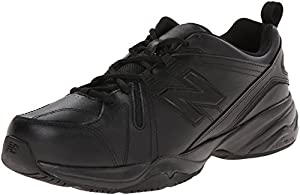 New Balance Men's MX608V4 Training Shoe,Black,9 D US