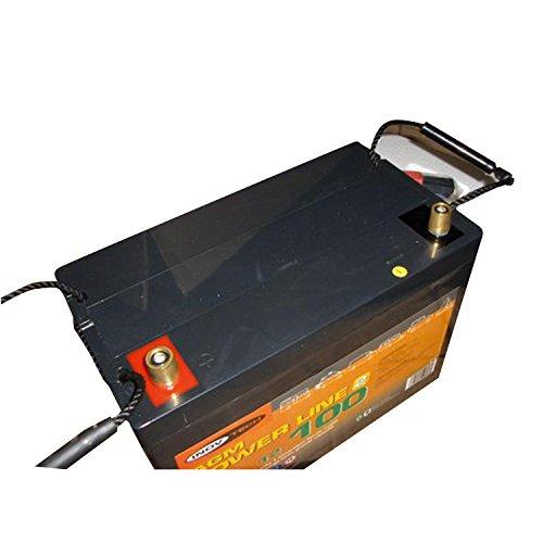 batterie auxiliaire power line agm 100 amp res compact. Black Bedroom Furniture Sets. Home Design Ideas