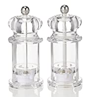 Traditonal Salt & Pepper Mill Set