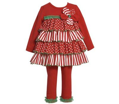 Newborn Christmas Outfits front-452070
