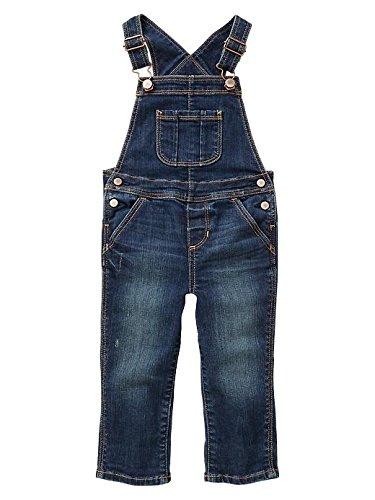 Gap Baby Denim Overalls Size 18-24 M front-937196
