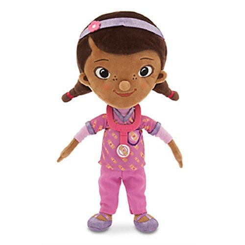 disney-doc-mcstuffins-plush-doll-scrubs-small-13-new-with-tags-by-disney