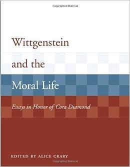 cora diamond essay honor in life mind moral representation wittgenstein