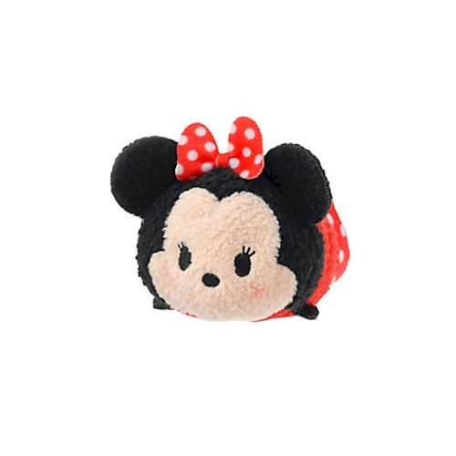 Disney Minnie Mouse ''Tsum Tsum'' Plush - Mini - 3 1/2'' - 1