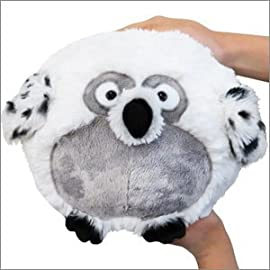 Squishable Mini Snowy Owl - 7
