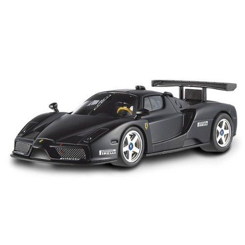 Hot WheelsFerrari Enzo 2003 Monza Test Car Matt Black Elite Edition 1/43 by Hotwheels X5511 おもちゃ [並行輸入品]