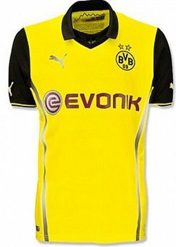 BVB Trikot Champions League 2014, XL (2014 Champions League compare prices)