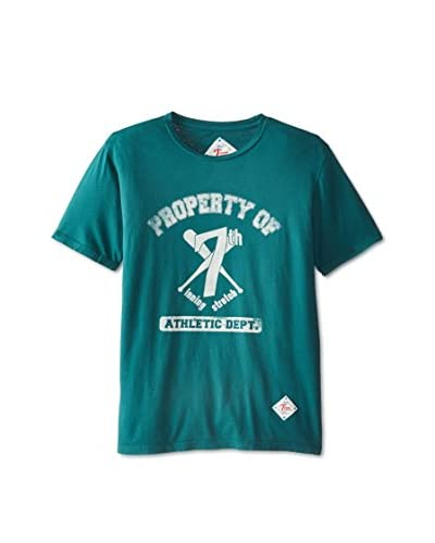 7th Inning Stretch Men's Property of Short Sleeve T-Shirt