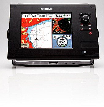 NSS8 US Touchscreen MFD - MFG 000-10196-001 - 8 Touchscreen LCD - pre-loaded Insight USA charts - built-in GPS - 50 83 200KHz Broadband sounder transducer sold separately Optional radar - AIS - Sirus weather audio - Sonic Hub - and engine monitoring