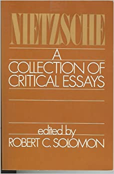 nietzsche essays truth Free essays from bartleby | nietzsche: the conscience in his second essay of the geneaology of morals, nietzsche attempts to identify and explain the origin.