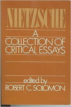 Nietzsche and wagner essay