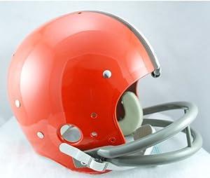 Riddell Cleveland Browns 1962-1974 Full Size TK Suspension Helmet by Riddell