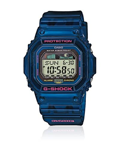 Casio Reloj G-Shock Azul 43 mm