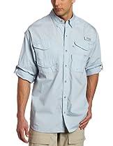 Columbia Bonehead Long Sleeve Shirt, Small, Mirage