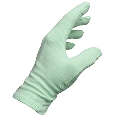 Malcolm's Miracle MEN's Ultimate Moisturizing Gloves - Larger size to fit men's hands - Made in the USA with biodegradable packaging!