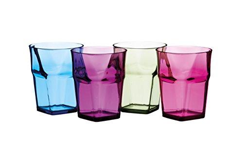 kitchen-craft-coolmovers-verre-en-melamine-esperer-cups-et-pichet-5-pieces-multicolore
