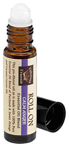 Calm Anger Essential Oil Blend Roll-On 10 ml