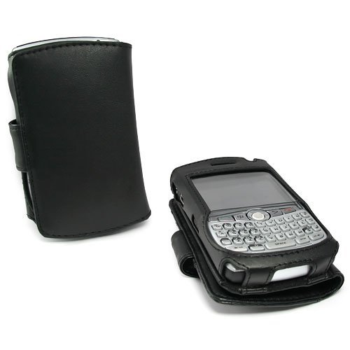 BoxWave Designio Leather T-Mobile Blackberry Curve 8320 Case