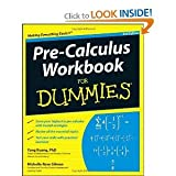 img - for Pre-Calculus Workbook For Dummies (For Dummies (Math & Science) 2nd Ed book / textbook / text book