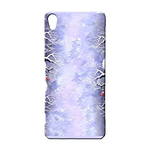 BLUEDIO Designer 3D Printed Back case cover for Sony Xperia XA - G1136