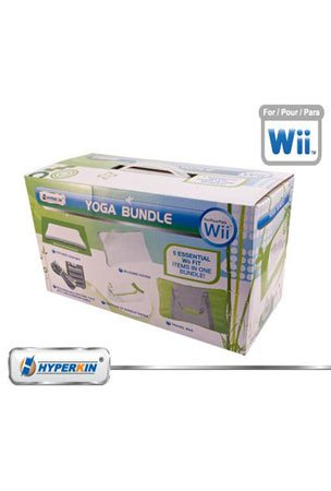 Nintendo Wii Fit Yoga Bundle