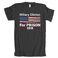 American Apparel: Hillary Clinton For Prison 2016 T-Shirt